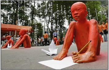 vietnamese sculpture AO victims