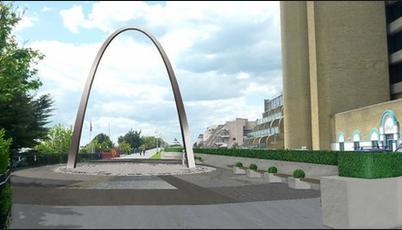 ww1 folkestone arch