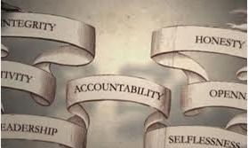 7 principles public life