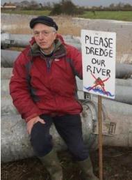 dredging resident's appeal