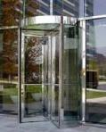 revolving door larger