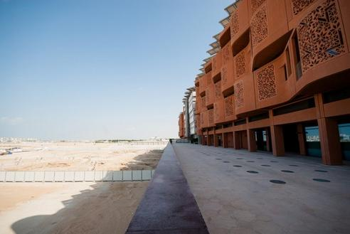 evolving masdar city 2013