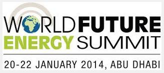 WFenergy summit 2014 abu dhabi logo