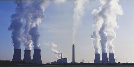 Carbon dioxide intensifying climate change