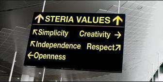 steria values