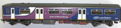 northern rail header