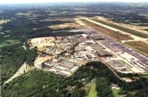 nuclear aldermaston plant