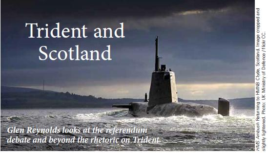 trident and scotland TF