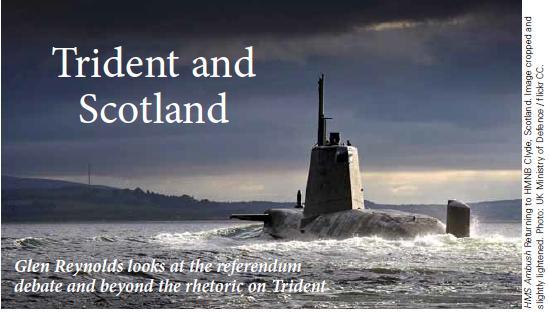 trident and scotland TF