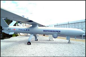 watchkeeper drone thales