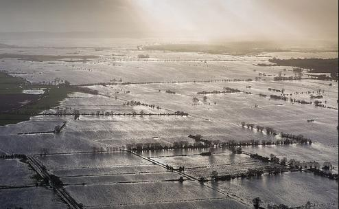 2013: the Somerset levels