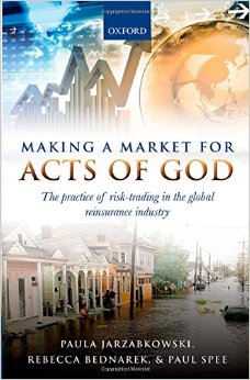 making a market acts of god cover