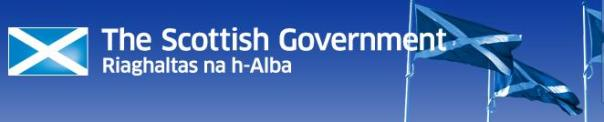 scottish government header