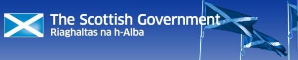 scottish government header