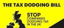 tax dodging bil