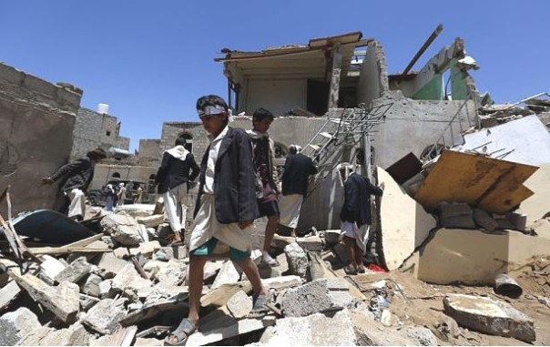 yemen bombed