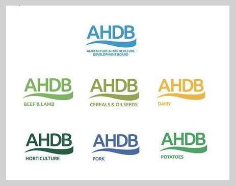 AHDB logos