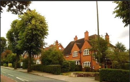 bournville social housing