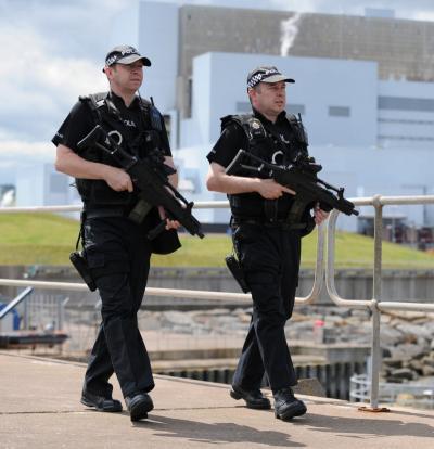 civil nuclear constables