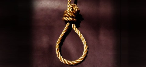 Farmer suicides noose
