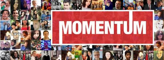 momentum logo and pictures