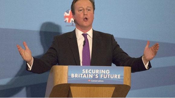 cameron securing brits future