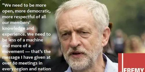 corbyn conduct policy
