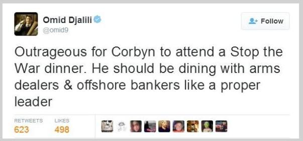 humour2 arms events corbyn