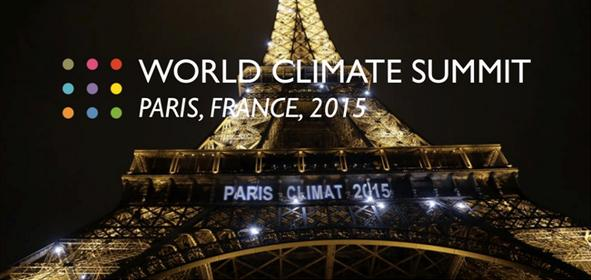 world climate conf paris