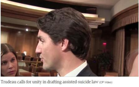 assisted dying trudeau