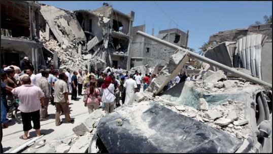 libyan ruin