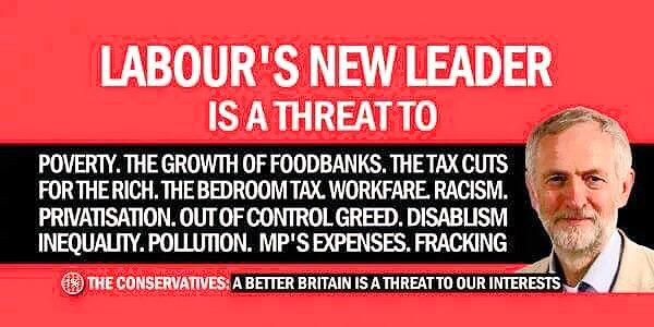 corbyn a threat graphic