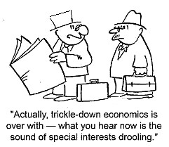 trickle-down