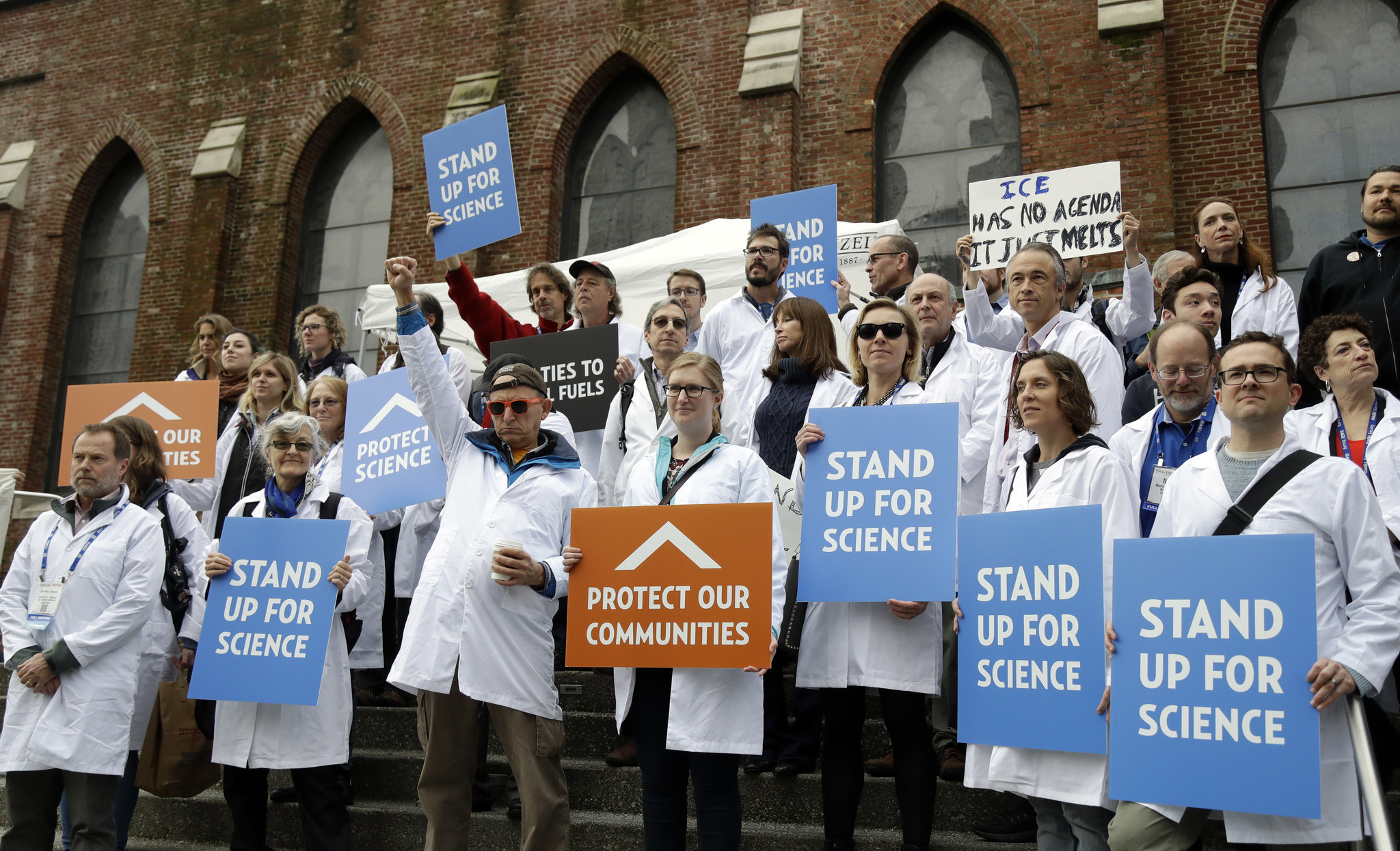 Break science resistance march download